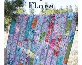 Flora Quilt Pattern - Sewing Cards - Valori Wells Designs - VWD 77