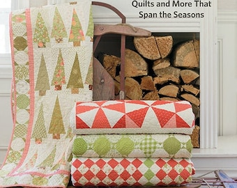 Countdown to Christmas - Quilts and More That Span the Season - Susan Ache - The Patchwork Place - B1486