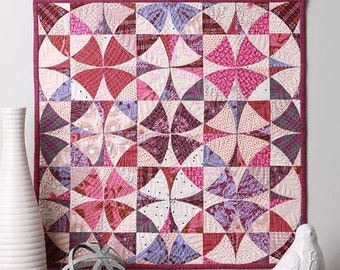 Mini Country Quilt Pattern - Sew Kind of Wonderful - SKW 508