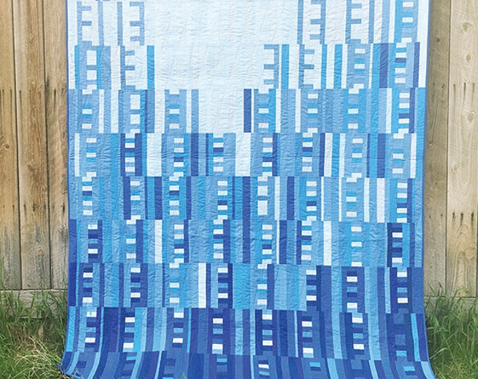 Waterfall Quilt Pattern - Amy Ellis - AE 130