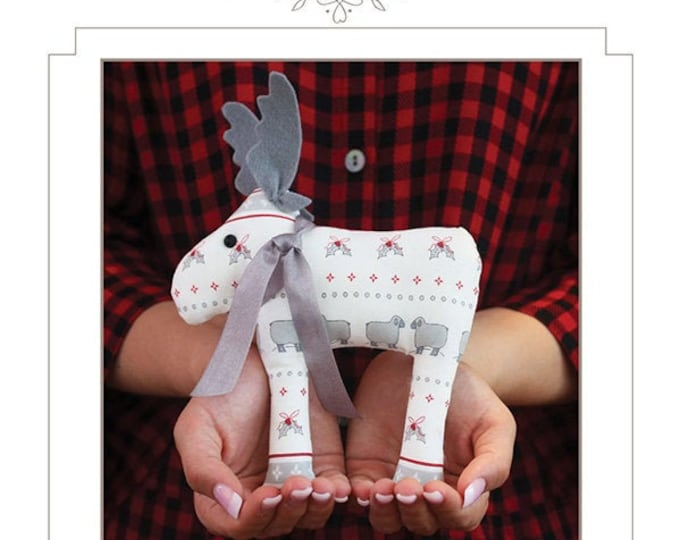 Elvis Petite Pattern - Country Christmas - Bunny Hill Designs - Moda - BHD 2158