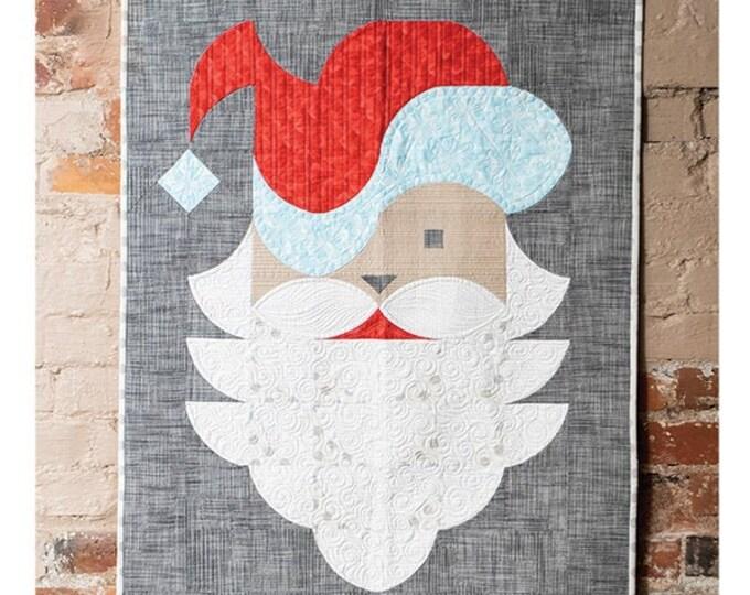 Posh Santa Quilt Pattern - Sew Kind of Wonderful - SKW 442