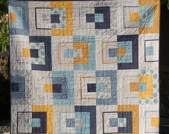 Picadilly Square Quilt Pattern - Cotton Street Commons - CSC 216