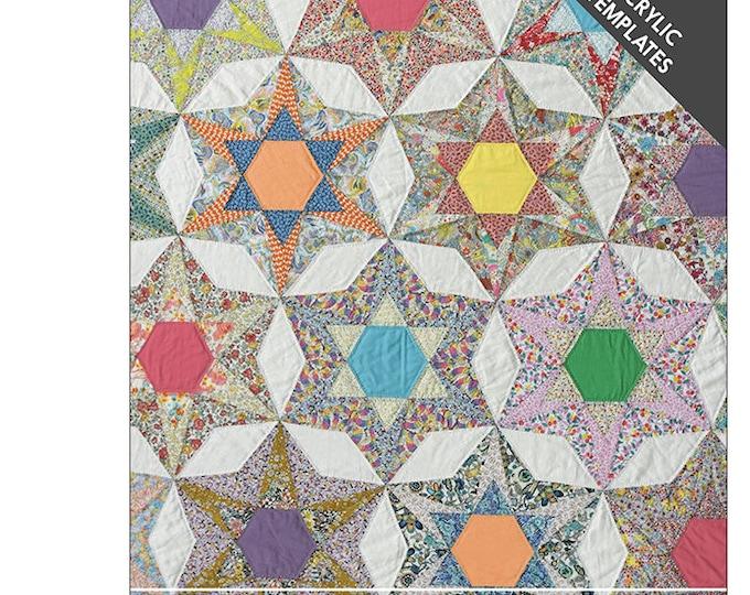 4 O' Clock In Peru - Acrylic Templates - Louise Papas - Jen Kingwell Dwesigns - JKD 5521
