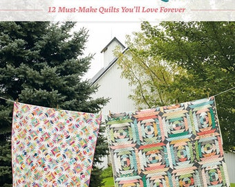 Sunday Best Quilts - 12 Must-Make Quilts You'll Love Forever - Sherri McConnell & Corey Yoder - Martingale - B1490