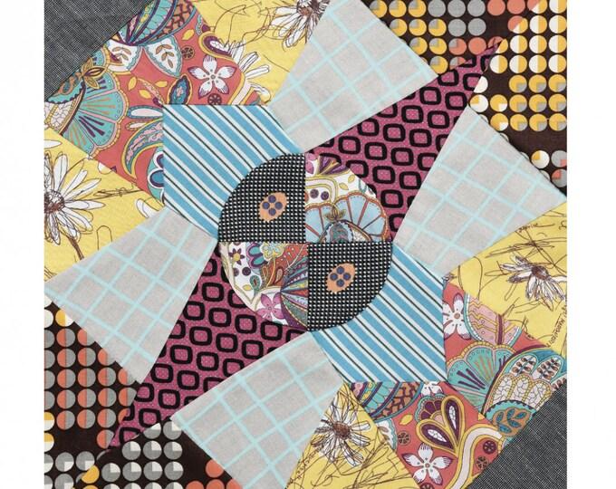 Bon Bon - Tempter Templates - Jen Kingwell - Acrylic Templates - JKD 5408