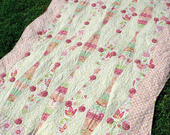Harlequin Quilt Pattern - Amanda Murphy - Amanda Murphy Design - AMD 017