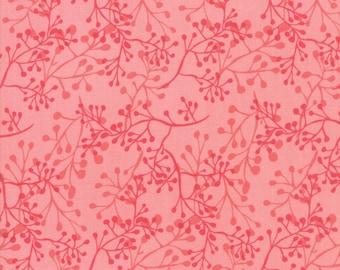 SALE!! 1/2 Yard - Painted Meadow - Petal - Robin Pickens - Moda - Fabric Yardage - 48663 16