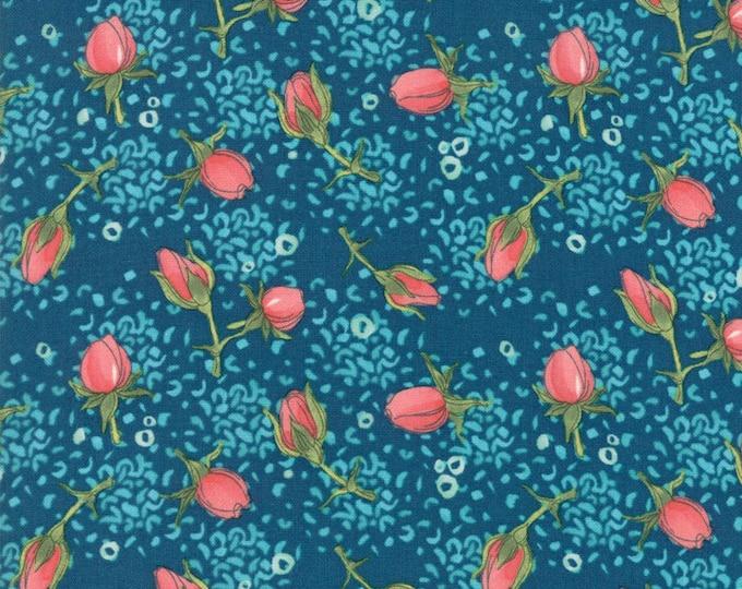 1/2 Yard - Abby Rose - Night - Robin Pickens - Moda - Fabric Yardage - 48672 16