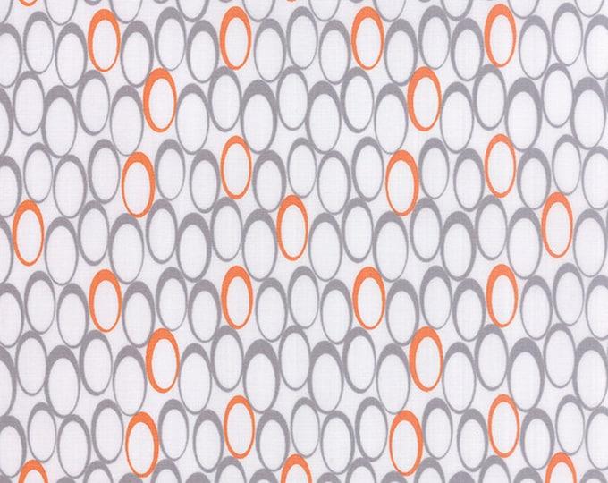 1/2 Yard - For You - Mod Grey -  Zen Chic - Brigitte Heitland - Moda - Fabric Yardage - 1572 13