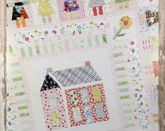 Girl Next Door Quilt Pattern - Jen Kingwell Designs - Louise Papas - JKD 5774