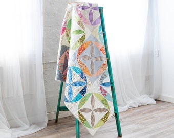 Posh Petals Quilt Pattern - Sew Kind of Wonderful - SKW 440