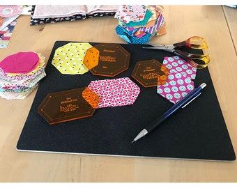 Sand Paper Board - Jen Kingwell - Template Tracing - JKD 8366