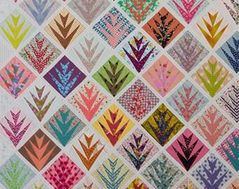 Double Date Quilt Pattern - Jen Kingwell - Jen Kingwell Designs - JKD 8427