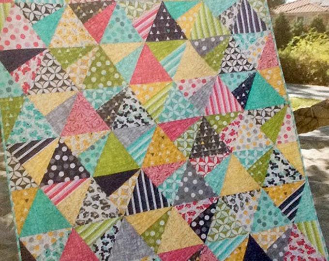 Stereo Quilt Pattern - Julie Herman - Jaybird Quilts - JBQ 151