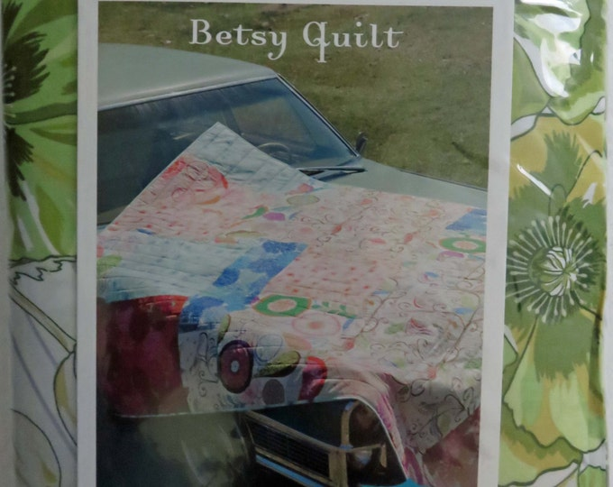 Betsy Quilt Kit - In the Bloom Fabric Collection - Valori Wells - Robert Kaufman Fabrics
