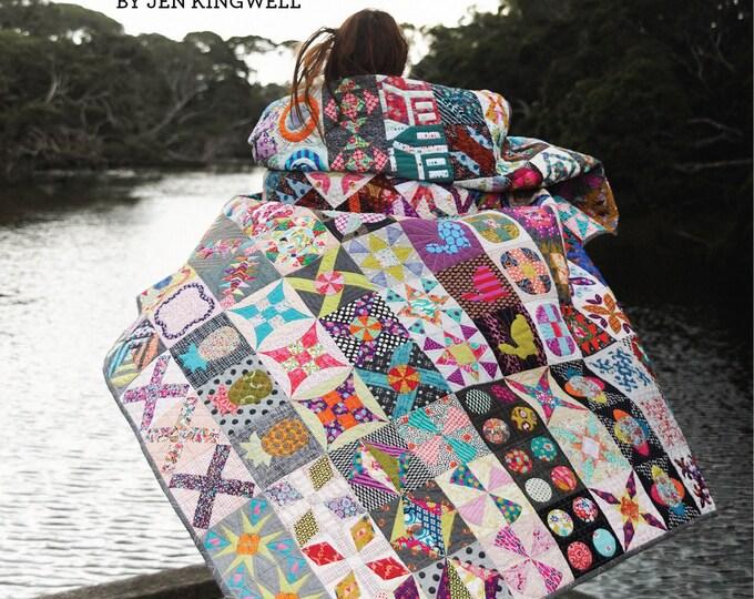 Dear Jen Quilt Pattern - Jen Kingwell - Jen Kingwell Designs - JKD 8625