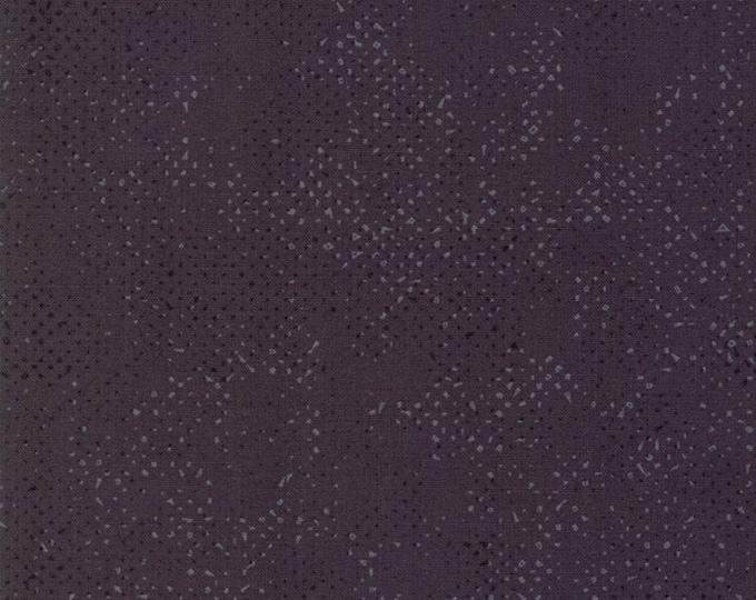 1/2 Yard - Spotted - Charcoal - Zen Chic - Moda - Fabric Yardage - 1660 55