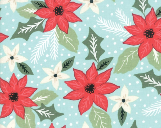 1/2 Yard - Little Tree - Frost - Lella Boutique - Moda - Fabric Yardage - 5091 16