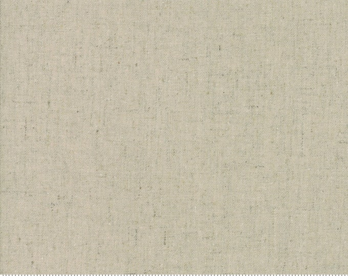 1/2 Yard - Mochi Linen - Unbleached - Momo - Moda - Fabric Yardage - 32911 11