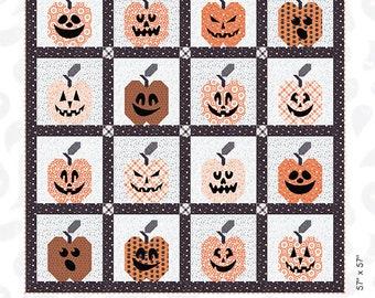 Jack Quilt Pattern Fabric Kit - Moda - Prairie Grass Patterns - April Rosenthal- PGP 162