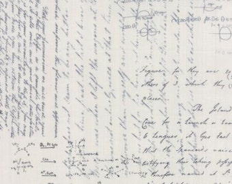 1/2 Yard - Modern Background Paper - Charcoal Fog - Zen Chic - Brigitte Heitland - Moda - Fabric Yardage - 1581 15