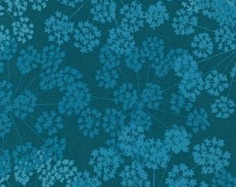 SALE!! 1/2 Yard - Blueprint Basics - Celestial -  AVW-14544-325 - Valori Wells - Robert Kaufman Fabrics - Blue Fabric Yardage