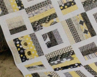 Radio Way Quilt Pattern - Julie Herman - Jaybird Quilts - JBQ 116