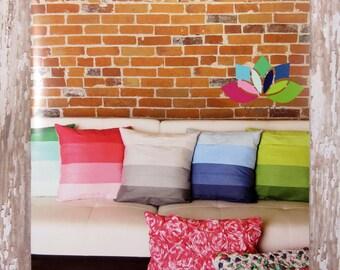 Textured Pillows Pattern - Moda - V and Co. - Vanessa Christenson - VC1216