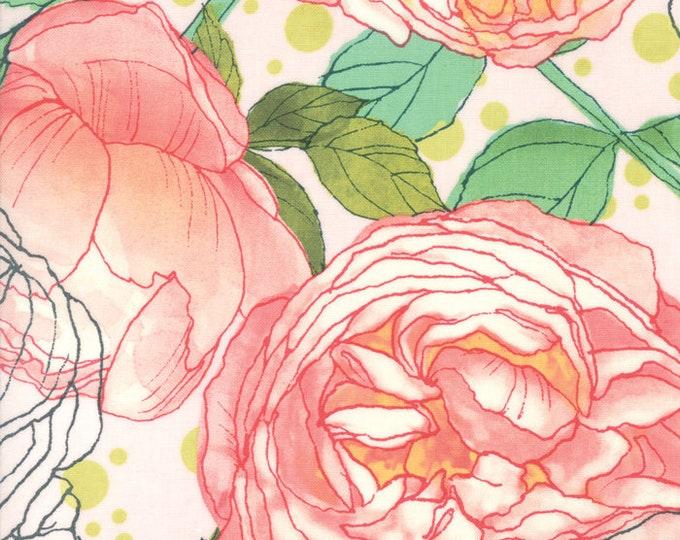 1/2 Yard - Abby Rose - Early Dawn - Robin Pickens - Moda - Fabric Yardage - 48670 12