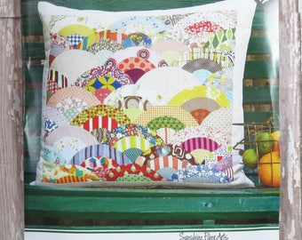 Clam Bake Quilt Pillow - Acrylic Templates - Jen Kingwell - JKD 5316 - Quilt Lovely