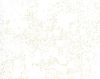 1/2 Yard - Dance in Paris - Spotted - Cloud - Zen Chic - Brigitte Heitland - Moda - Fabric Yardage - 1660 140M