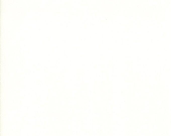 1/2 Yard - Country Christmas - White on White - Bunny Hill Designs - Moda - Fabric Yardage - 2964 20