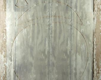 Stencil - Pumpkins - Edyta Sitar - Laundry Basket Quilts - Moda - LBQ-0585-T
