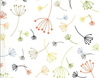 1/2 Yard - Quotation - Cream - Zen Chic - Moda - Fabric Yardage - 1730 11
