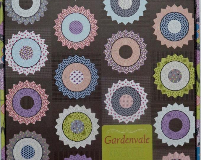 Gardenvale Quilt Kit - Gardenvale Fabric Collection - Jen Kingwell Designs - Moda Fabrics - KIT18100