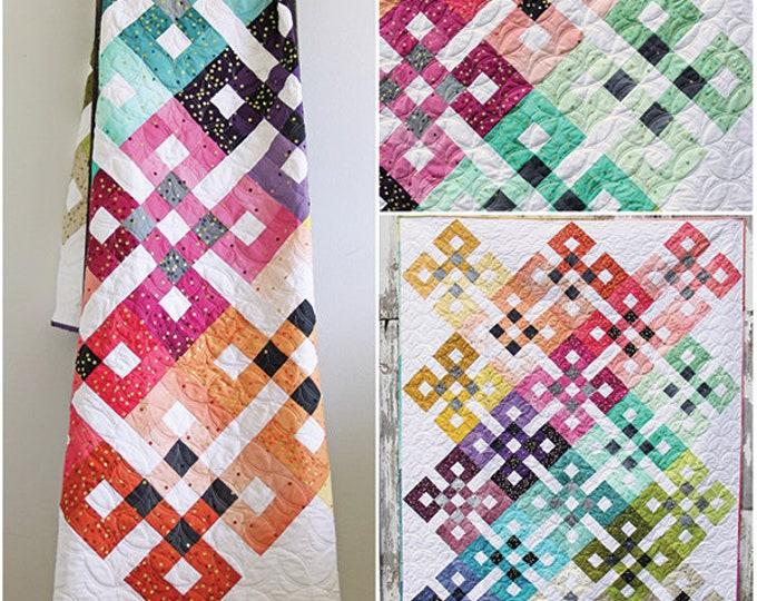 Preppy Quilt Pattern - Moda - V and Co. - Vanessa Christenson - VC1258