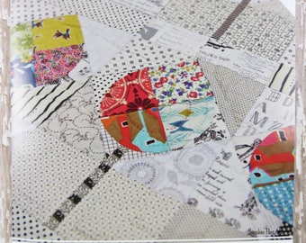 Acrylic Templates - The Avenue - Quilt Pattern Included - Louise Papas - Jen Kingwell Designs - JKD 5927