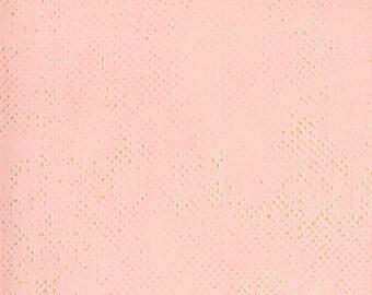 1/2 Yard - Dance in Paris - Spotted - Bubblegum - Zen Chic - Brigitte Heitland - Moda - Fabric Yardage - 1660 142M