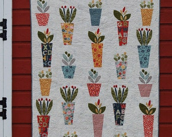 Rosemary & Thyme Quilt Pattern - Cotton Street Commons - CSC 213