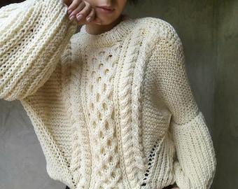 Oversized Sweater Etsy