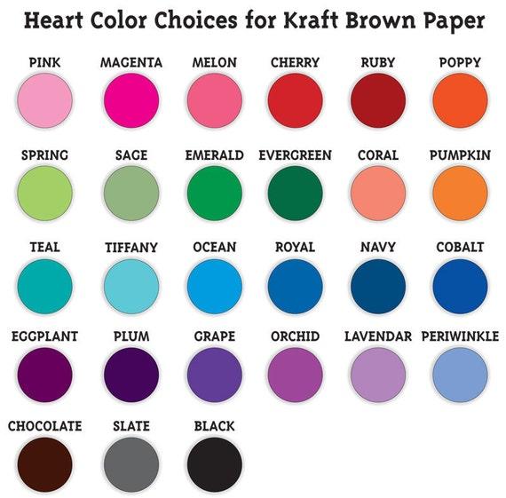 50 Kraft Brown 1 x 1.5 Rectangle Sticker Label Tags Custom Sticker Printing