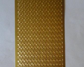 Starform gold twisty borders 1138gg