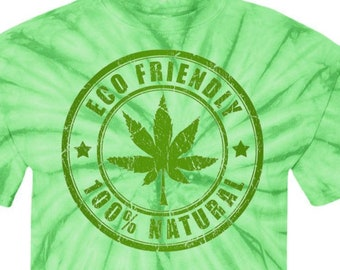 Eco Friendly Tie Dye