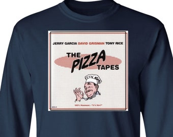 Pizza Tapes Long Sleeve