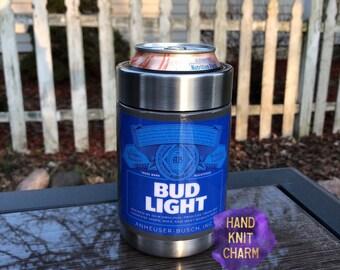 Busch Latte Busch Light Can & Bottle Cooler | Etsy