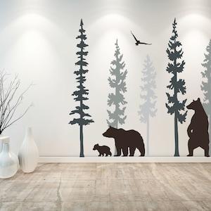 Advanced Graphics Cabela S Bear Wall Decal Wayfair
