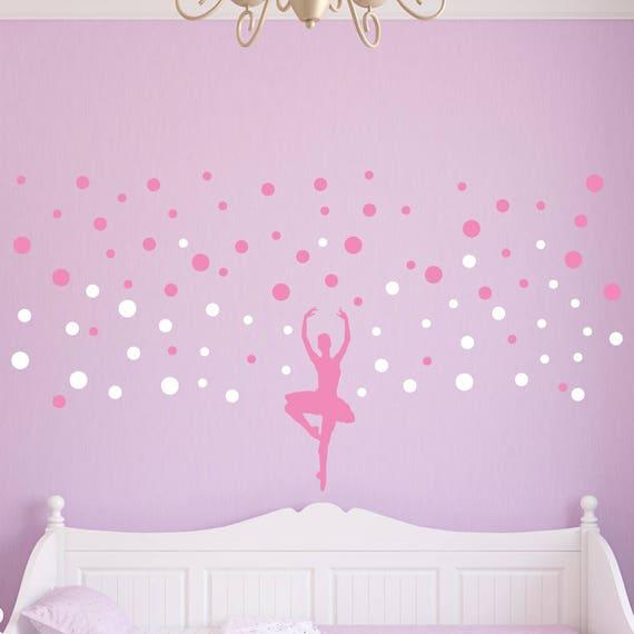 Ballerina decal ballerina wall decal nursery decor  c19828558b4e