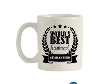 Best husband mug, 11oz. ceramic mug, funny mugs, funny coffee mugs, coffee mugs, unique coffee mugs, custom mug. M00040