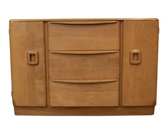Heywood Wakefield Champagne Credenza Buffet M593